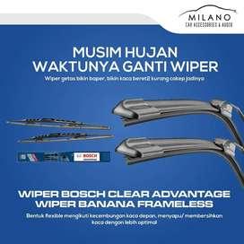 Wiper Kaca Belakang, Rear Wiper Honda Odyssey Lengkap Include Pasang