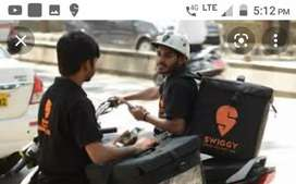@HIRING FOR SWIGGY FOOD DELIVERY BOYS AT  KOTHAPET Y