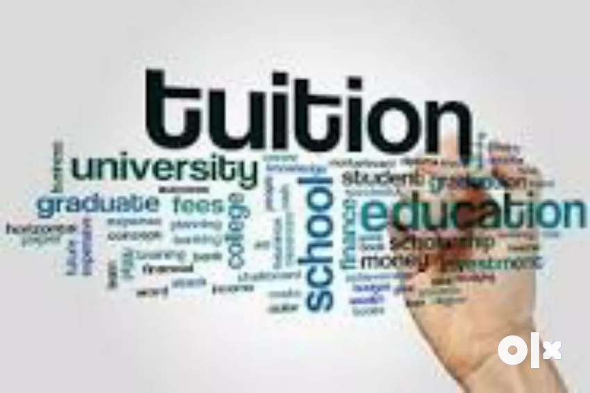 Tuition taken for school Students