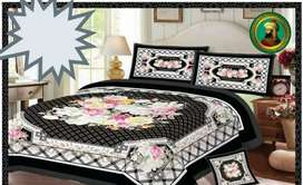 High Quality Stuff Bedsheets attractive Designs on every low prices