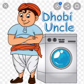 Need Expert Dhobi with experience in cloths Iron