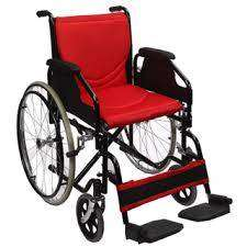 Wheel Chair for Handicapped on rent