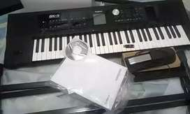 Jual keyboard Roland BK 5 komplit and banyak bonusnya