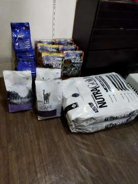 Diamond brand pet food imported from USA