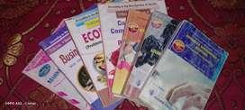 Bachelor of commerce sem- 5 books Eng medium