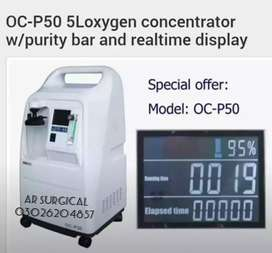Oxygen concentrator OC-S50 5L SYSMED USA
