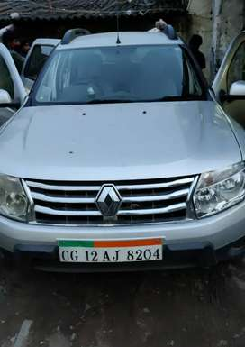 Renault Duster 2014 Diesel Well Maintained