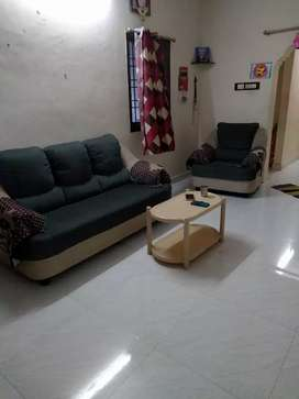 2BHKD semi furnished apartment for rent
