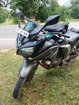 New bike Yamaha
