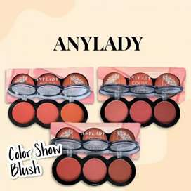 Blush On Color Show Any Lady 3in1
