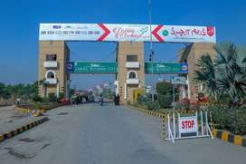Plot For Sale In Garden Block Lahore Motorway City