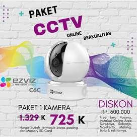 BURUAN SERBU PROMO CCTV 2MP/5MP FULL SET