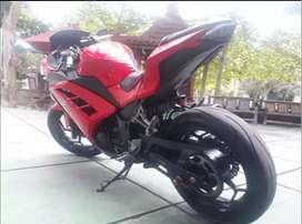 Kawasaki Ninja 250 plat AA