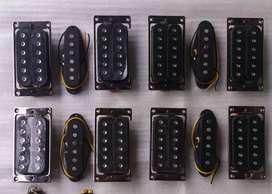 Pickup Gitar Ibanez Mii Quantum HSH Humbucker single coil