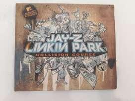 DVD Linkin Park ft Jay Z Collision Course