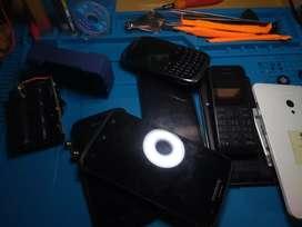 Pasang LCD Toucscreen