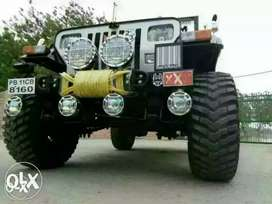 (Panwar)modify Ford jeep