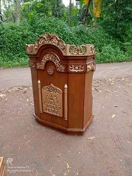 Mimbar masjid jual podium musola