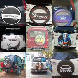 Cover/Sarung Ban Ford Ecosport/Rush/Terios/Taft Desain Sendiri Aja CRV