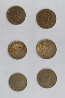 Ancient Indian Coins!