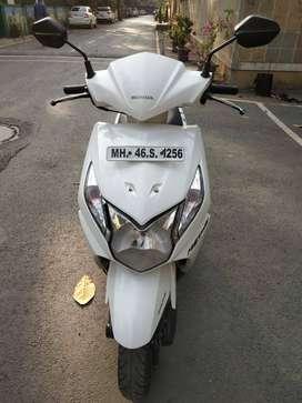 Honda Dio Driven 20000 KM