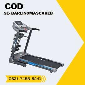 treadmill elektrik tl 270 treadmil auto incline COD Banyumas