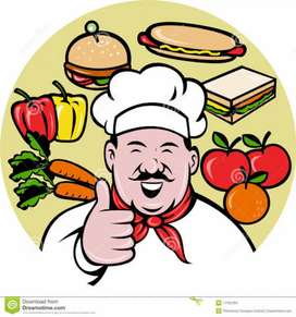 Best cook for indian,chinese,south indian