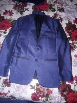Coat suit for man