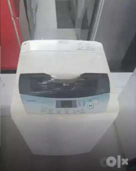 LG turbo drum washing machine 6.2kgs fully automatic top load