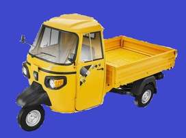 Brand New Piaggio Ape With New Bs-Iv High Power Eng