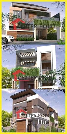 Desain Arsitek Gambar RAB IMB Kontraktor Rumah di Tanjung Balai