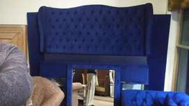 Bachat furniture new ful cution bed set