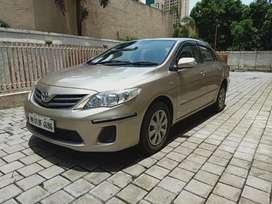 Toyota Corolla Altis 1.8 J, 2012, Petrol