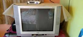 ONIDA Grey color Tv