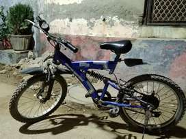 Hero sprint 7 gears cycle for 8 to 12 year kid