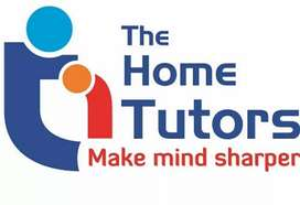 Need Personal home tutor ? Contact me