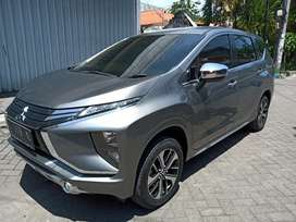 Xpander ultimate matic AT 2018 grey Surabaya pmk 2019 matik Sidoarjo