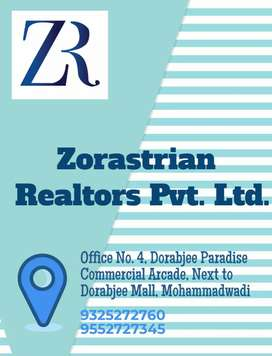 1 BHK for rent .
