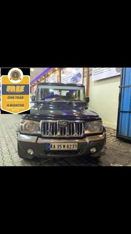 Mahindra Bolero 2001-2010 LX, 2010, Diesel