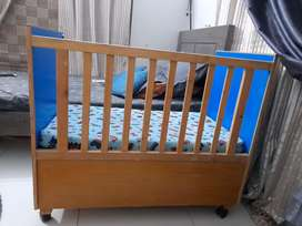 Baby Cot bed side (Co-sleeper crib)