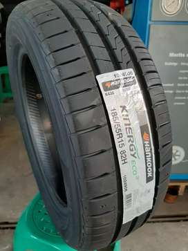 Ban HANKOOK 185/55 R15 Kinergy ECO2 (All New City; Jazz Vtech; Fiesta)