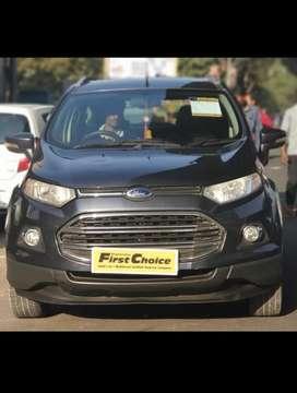Ford Ecosport EcoSport Titanium 1.5 TDCi, 2013, Diesel