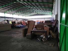 For Sale!! Gudang di area Ujungberung Kota Bandung.