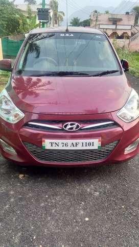 Hyundai i10 sportz in Excellent condition