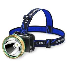 ANLOOK Senter LED Headlamp - Black