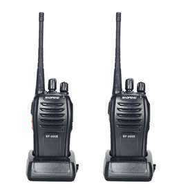 Orignal Baofeng BF-666S Walkie Talkie 5W Portable Wireless inter Phone