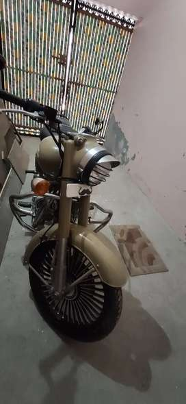 Fully modified. Patyala cylincer.Alive wheel.Stainless steel leg guard
