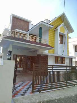 4.bhk 2400 sqft 5 cent new build house at kakkanad navodhaya millupady