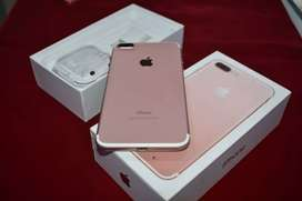 Excellent condition of the Apple IPhone 7 plus