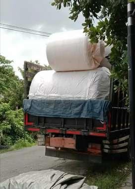 Tandon air 5000 liter gudang tandon 3000 bahan plastik pvc tebal